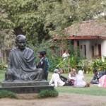 Ashram von Mahatma Ghandi