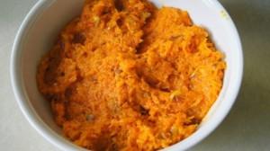 Karotten Halwa
